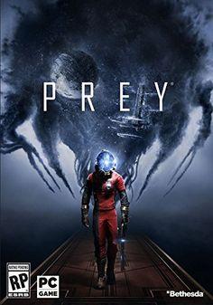 Prey PC Game Cover