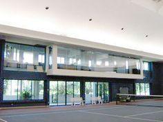 utah house that has an indoor tennis court | Interior Design Ideas ...