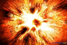 Una explosión de gas o de polvo se puede describir como consecuencia de la rápida combustión de gas o de polvo en una mezcla con aire. Algunos de los efectos de una explosión son fuerte estruendo e impactos de presión que pueden provocar el derrumbe de paredes y la rotura de ventanas. Otros efectos muy peligrosos de la súbita e intensa expansión de gases son radiación de calor, gases de humo y frentes de llamas.