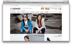 de zalando site vind ik een mooie site ondanks dat de bovenste plaatjes bewegen. je blijft geconcentreerd op de producten