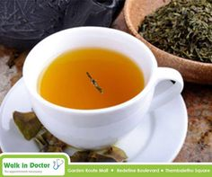 One study presented at a recent meeting of the American College of Rheumatology confirmed tea's arthritis-taming benefits: Older women who consumed three or more cups a day had a 60 percent lower risk of developing #rheumatoid #arthritis than other women. #WalkInDoctor