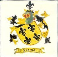 Elama  Familie wapen Coat Of Arms, Ancestry, History, Fictional Characters, Art, Craft Art, Historia, Family Crest, Kunst