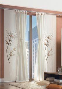 Gardinen Ideen, Fenstergestaltung, Sonnenschutz, Raumgestaltung, Textilien,  Schlafzimmer, Wohnzimmer, Sichtschutz, Manieren