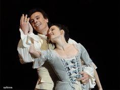 Manon: Clairemarie Osta& Nicolas Le Riche