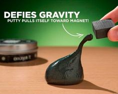 Super Magnetic Crazy Silly Magnet Desk Awesome Fun Toy Plasticine Thk Gift DW in Home & Garden, Greeting Cards & Party Supply, Party Supplies Silly Putty, Crazy Aaron's Putty, Magnetic Putty, Magnetic Toys, Plasticine, Slime Videos, Unusual Gifts, Apple Products, Entertainment