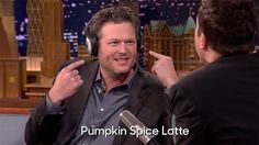 Watch Blake Shelton Play The Whisper Challenge with Jimmy Fallon on The Tonight Show #InStyle