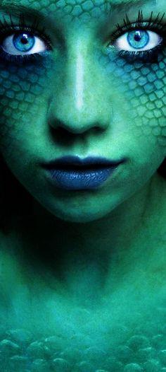 Bildergebnis für mermaid body paint