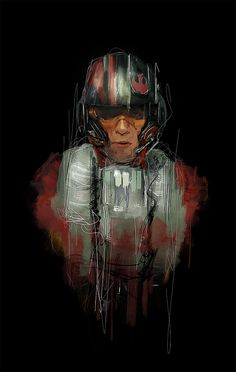 This is Cool! Star Wars (Illustration & Painting)