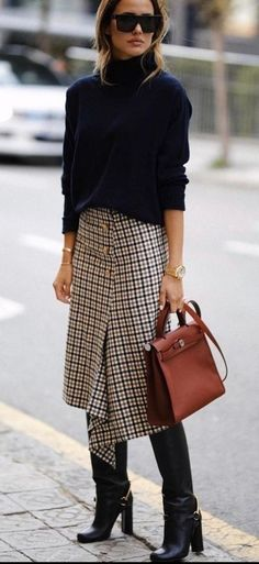 Mode Outfits, Fall Outfits, Casual Outfits, Fashion Outfits, Womens Fashion, Fashion Trends, Fall Fashion Skirts, Work Fashion, Fashion 2020