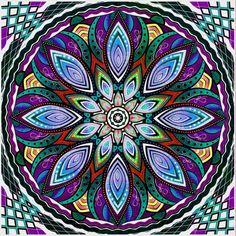 Afbeeldingsresultaat voor boyanmış mandala . Take a look