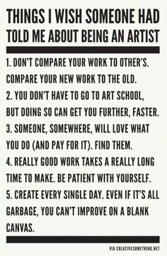 Inspiration and motivation :) The Words, Cassandra Calin, Artist Quotes, Quotes For Artists, Quote Art, Artist Life, Art Classroom, Teaching Art, Teaching Theatre