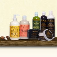 Shea Moisture- they have the BEST body wash! I also use their shampoo for curly hair, its great!
