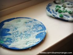 Easy & Inexpensive Earth Day Craft