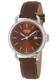 bulova men s mechanical two tone stainless steel bracelet watch coach classic men s quartz watch 14600979 coach 179 00