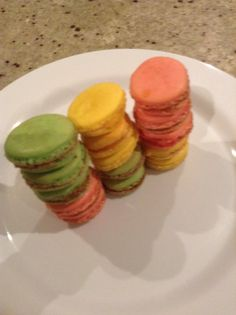 Macarons my new obsession