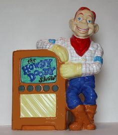 Collectible Cookie Jars from Clark's Vintage Cookie Jars Cookie Jars For Sale, Antique Cookie Jars, Howdy Doody, New York Food, Raggedy Ann And Andy, Vintage Cookies, Good Old, Childhood Memories, Rock And Roll