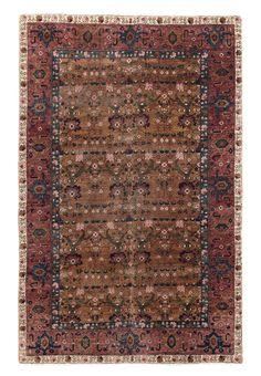 Tappeto persiano Veramin fine XIX inizio XX secolo from cambi casa d'este