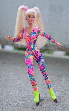 Barbie 80s, Barbie Mode, Barbie Party, Vintage Barbie Dolls, Barbie World, Barbie And Ken, Barbie Stuff, Beautiful Barbie Dolls, Pretty Dolls