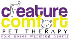 Creature Comfort Pet Therapy has certified more than 160 pet therapy teams. Though the majority of pet team members are dogs, two rabbits, a cat, a potbelly pig and a mini horse have also been certified to share their love by visiting people in need of comfort or therapy;   #dog #dogs #dogsforlife #dogcare #dogfun #doggo #doggies #doghealth #dogoftheday #doglovers #pettherapy #therapy