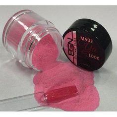 Colored Acrylic- Custom Glitter Mixes by Elegant Glass Nails Glitter Acrylics, Glitter Nails, Love Nails, Fun Nails, Nail Supply, Colored Glass, Nail Colors, Nail Art, Elegant