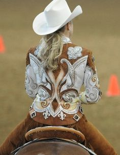 Love it - Western pleasure would look awesome on a palomino