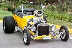 they call it mellow yellow... #hotrodclassiccars