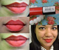 Gapsa Make Up: Batom Liquido de efeito matte Balance Dailus