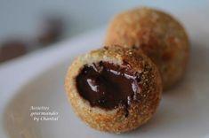 Cromesquis (ou croquettes) au chocolat | Assiettes Gourmandes