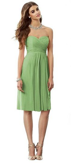 Apple Slice, Chicago Bella Bridesmaid After Six Bridesmaids Style 6695