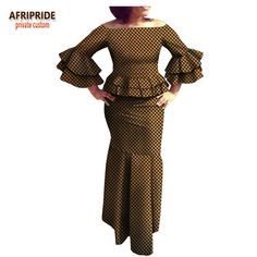 African Fashion Is Hot African Attire, African Wear, African Women, African Fashion Ankara, African Print Dresses, Traditional African Clothing, Ankara Skirt And Blouse, Trendy Ankara Styles, Africa Dress
