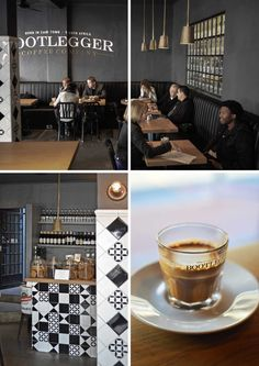 Bootlegger Coffee Company, Cape Town, South Africa | heneedsfood.com