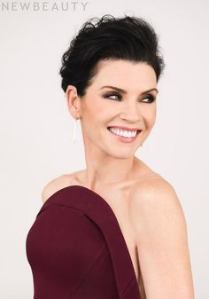 Julianna Margulies in NewBeauty Magazine fall 2015 Issue