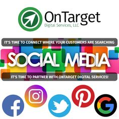 Social Media Monitoring and Content Creation for $99/month! ontargetdigitalservices.com/social-media.h…  #socialmediamarketing #socialmedia #digitalmarketing #DigitalMarketingServices Digital Marketing Services, Social Media Marketing, Management, Content