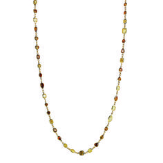 #Kwiat 18K #Yellow #Gold & #Diamond #Necklace