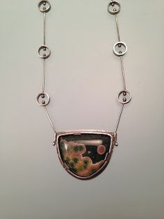 Dana Stenson Jewelry and Metalwork: In the Studio Two beautiful pieces!