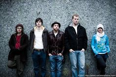 Said The Whale, awesome Indie band from Canada :)