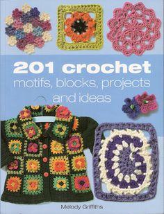 201 Crochet Motifs - mercheanais - Álbumes web de Picasa