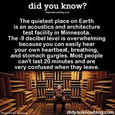 You can literally hear your body working! #nosound