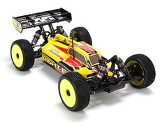Losi 8ight-E RTR with AVC 1:8 Electric 4wd Buggy LOS04003