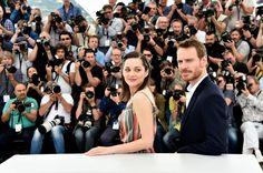 "Marion Cotillard Photos - ""Macbeth"" Photocall - The 68th Annual Cannes Film Festival - Zimbio"