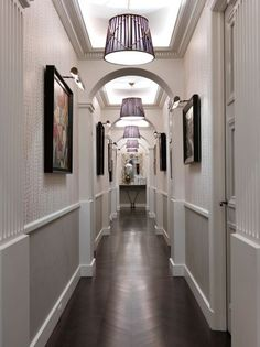 CHICAGO : APPARTEMENT | CHICAGO: APARTMENT Hallway lighting