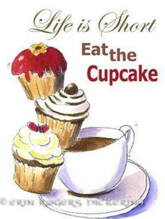 Have the Cupcake!!