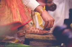 Find out here the latest, unique and beautiful collections of Indian Bridal Anklets, Bridal gold Anklets and silver Bridal Anklets etc.