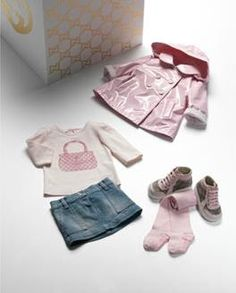 Designer Baby: Guess the Price: A Complete Gucci Outfit.