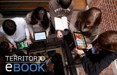 Territorio eBook Los lectores marcan el paso de la lectura digital http://territorioebook.fundaciongsr.com/