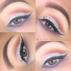 Alicia Ventimiglia  Instagram @aliciaisis77 | Makeup Artist | Cutcrease