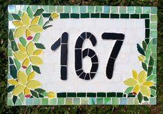 Numero em mosaico, by Schandra