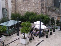 #O'Delito Café-Cocina. #Coruña Plaza-terraza-verano
