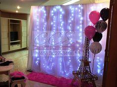 decoração festa led - Pesquisa Google