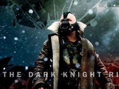 The dark knight rises Bane wallpaper - Tom Hardy